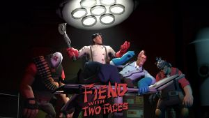 Night of The Living Update 2, Fiend with two Faces by Createvi