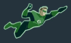 Hal Jordan by AndresZ44