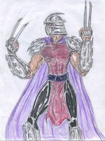 Shredder by theaven