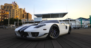 Ford GT 2006 by asdwsxasd