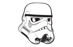 Storm Trooper Helm by Guerrillasuit