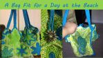 A Bag Fit for a Day at the Beach by adagiobreezes