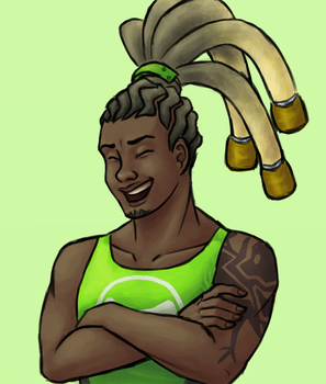 Lucio by Funny-horsey