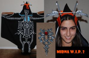 Midna WIP 2 by Arizzel