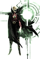 Alan Scott by naratani