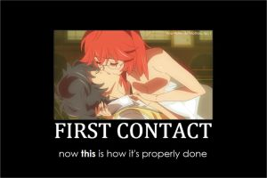 Ano Natsu de Matteru: First Contact by gamera68