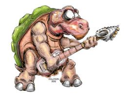 TORTOISE by TIMFUDY
