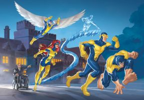 X-Men origins 20-21 by JPRart