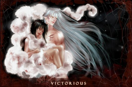 Victorious - Inuyasha by Technoelfie
