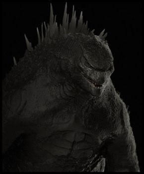 Godzilla 2014 by MAIZE201