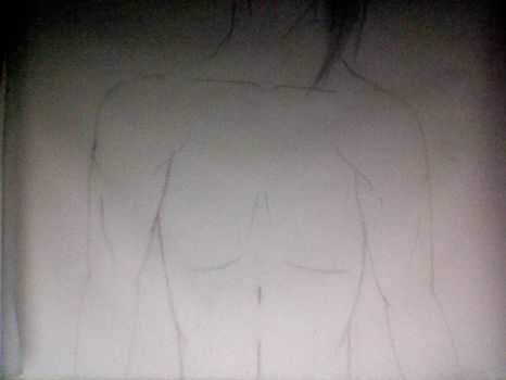 Mori Kun's bod is almost done?? by MusicSavesMySoul4evr