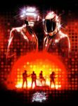 Daft Punk - Get Lucky by PaulShipper