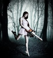 Chainsaw: Dancer Of The Night by Tiago-Borges