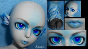 Impldoll Cyril- work by keekster