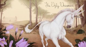 The Ugly Unicorn (Cover Design) by brightredrose