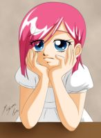 Pinkamena Child by Shinta-Girl