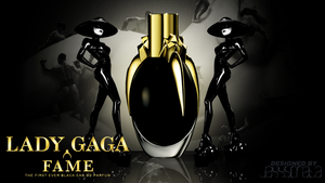 Lady Gaga 'Fame' Wallpaper by JayySonata