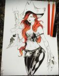 Miss Fortune - League Of Legends by manndyoliveira