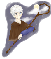 Jack Frost by AmberTheSatyr