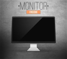Monitor by Mushcube