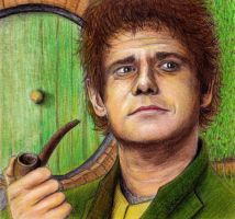 Good Morning, Mr. Baggins by Jon-Snow