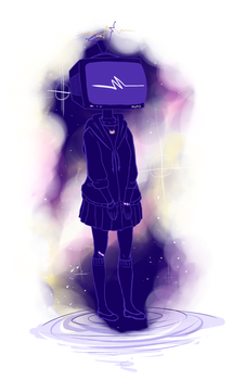 Electrohead by Momourx