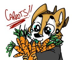 Ask Carrot - Food by THEsquiddybum