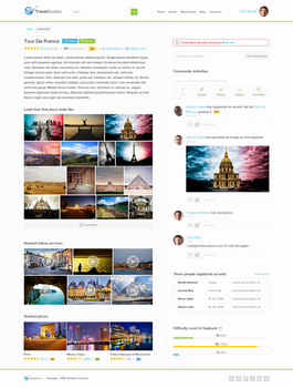 TravelGuides - A Traveller's Social Network by SheikhNaveed