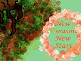 A New Season a New start by Onii-Jurai