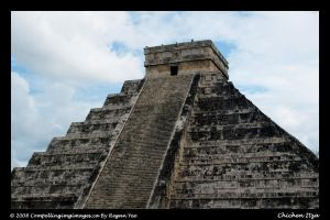 Chichen Itza by SLCGrad2k