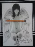 The Angel from my Nightmare (Censored Version) by RalysonB