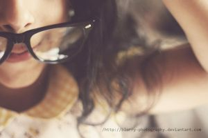 nerd by Blurry-Photography