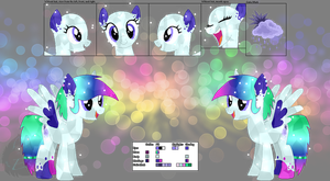 Rainbow Runner Official Reference Sheet by Twiinyan