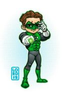 Green Leonard by lordmesa