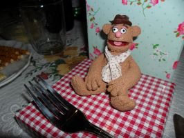 Fozzie Bear by kayanah