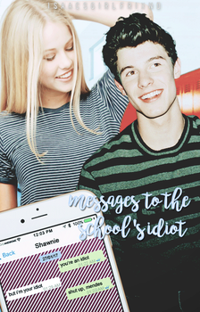 Messages to the school's  idiots - Cover #3 by isaacsgirlfrixnd