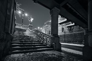 snow4krk by MichalTokarczuk