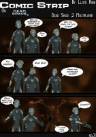 Comic Strip - DS2 Multiplayer by xIPRiioRIx
