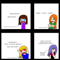 Naruto 437  reactions by Queen-of-Ice-Heart