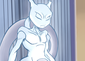Top 5 Mewtwo #5 by DYW14