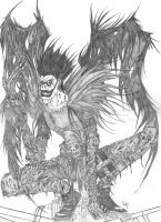 Ryuk - Apples grow on... by TheLandoBros