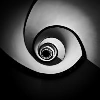 Stair spiral by de1ete