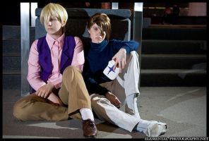 By Your Side - Gundam Wing by cry-baby-cry