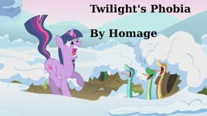 Twilight's Phobia Chapter 3 by CobaltBrony