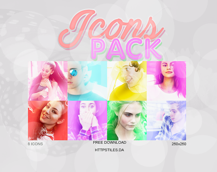 ICONS PACK by httpStiles