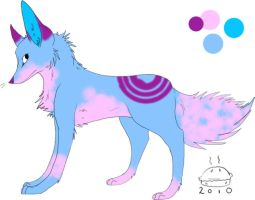 CottonCandy Canine Adopt -CLOSED- by purelyadoptable