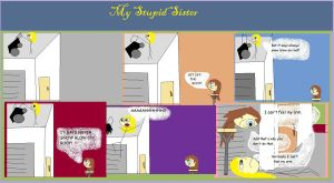 My Stupid Sister 11 by supernaturalchick22