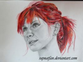Hayley Williams by supnatfan