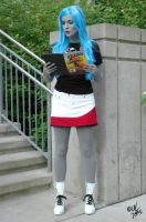 Ghoulia Yelps Cosplay - Monster High by smashworks