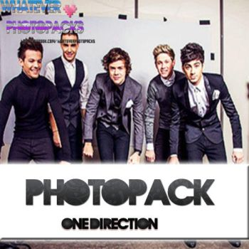 Photopack One Direction by Selena-Casi